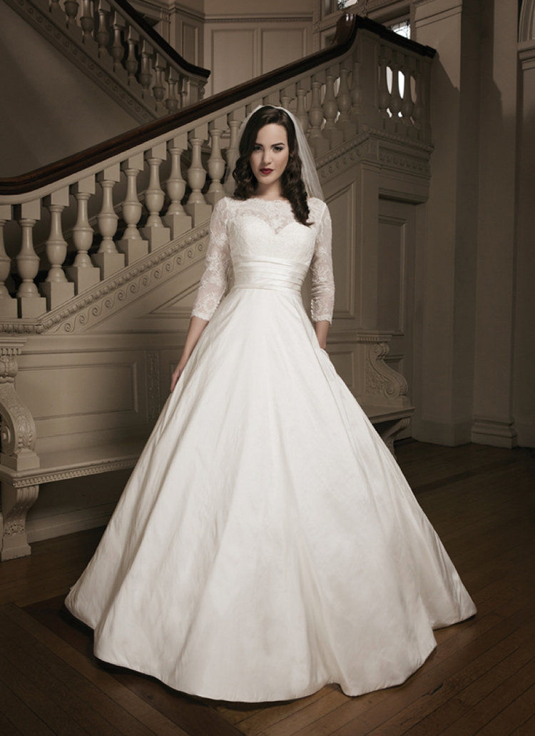 Jewish Wedding Dresses With Sleeves - Wedding Dresses ...