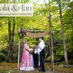 Nirmala & Ian | Indo-Trini Jew-ish Barn Wedding at Full Moon Resort, Big Indian, New York, USA
