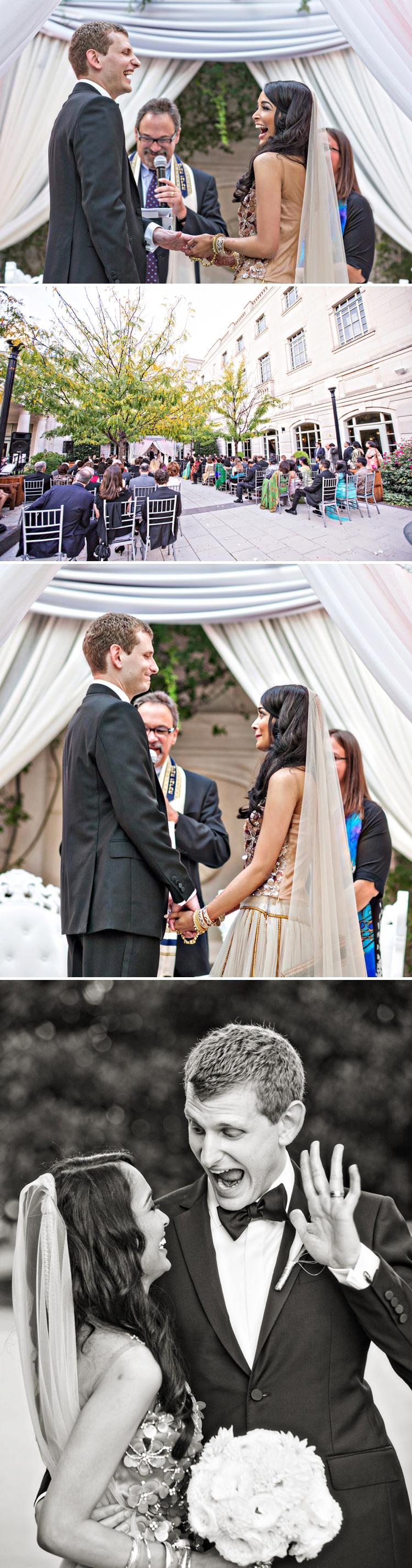 Jewish Muslim Wedding