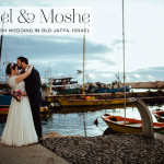 Intimate and Joyful Israeli Wedding Organised in Just 3 Months at Lawrence Gallery, Old Jaffa, Tel Aviv, Israel