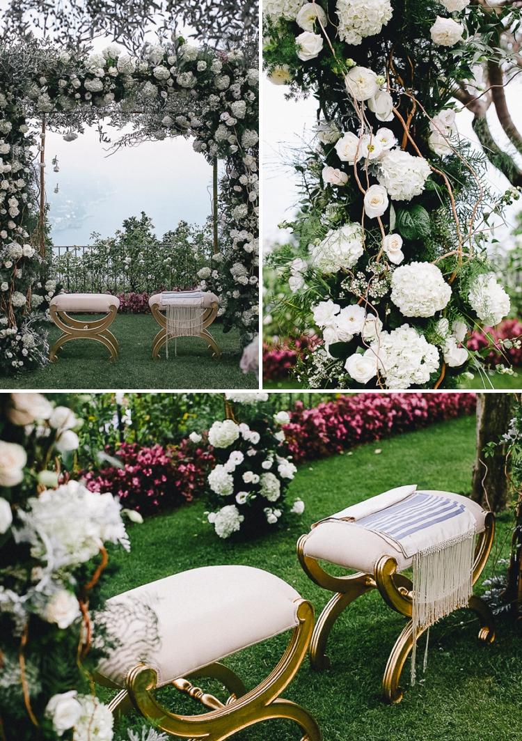 Hotel Caruso Ravello Wedding
