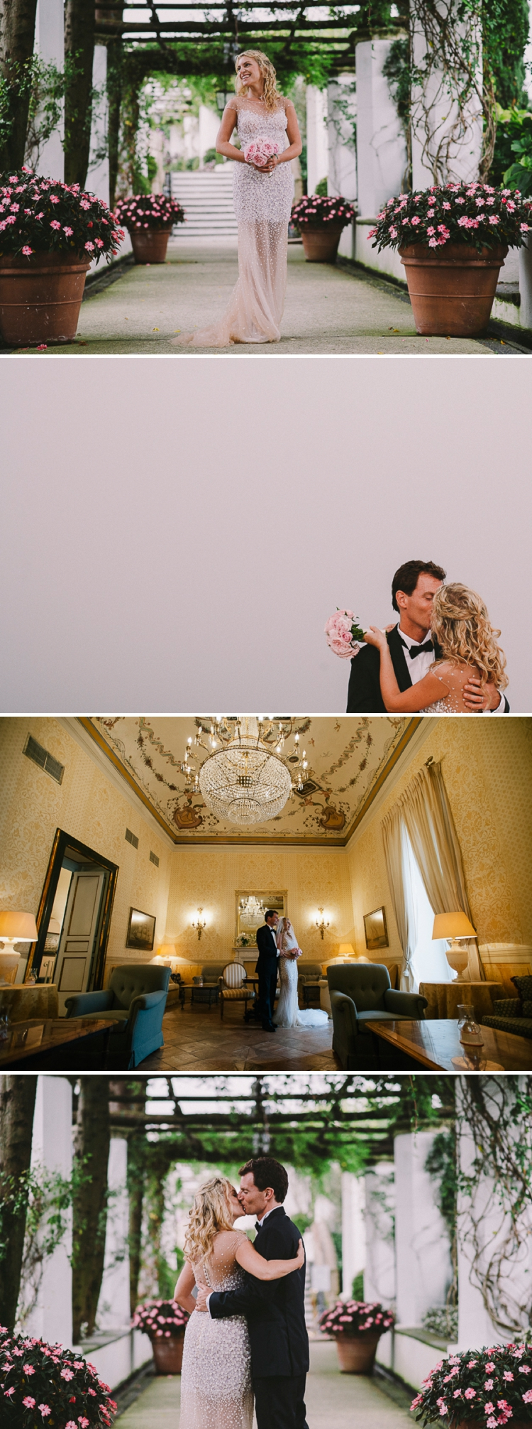 Hotel Caruso Ravello Wedding