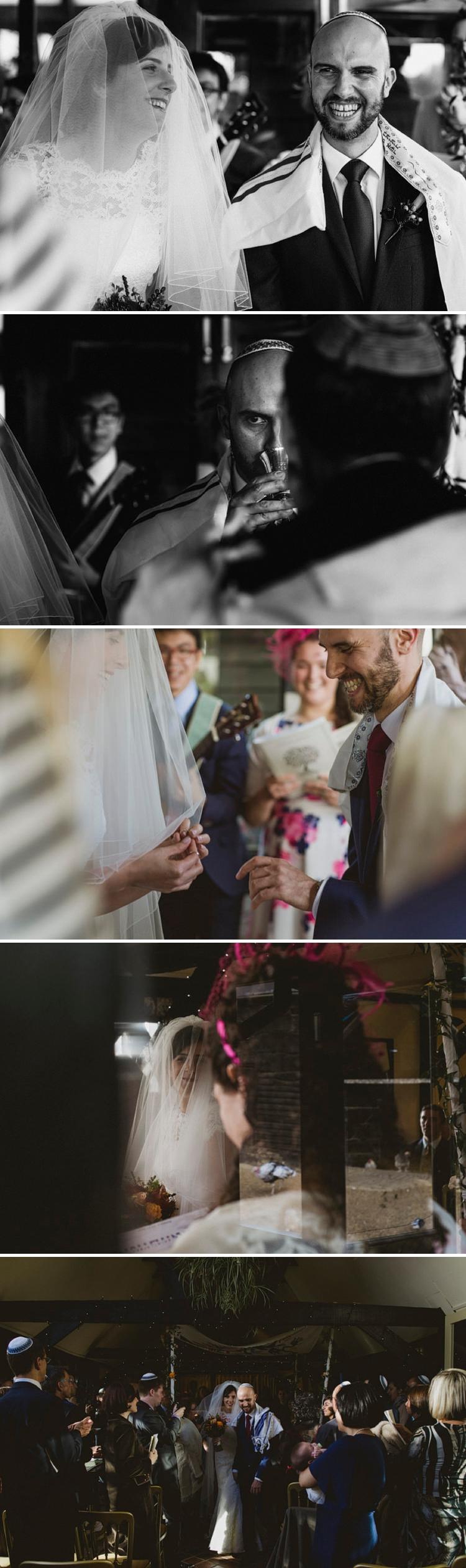 Jewish wedding on a farmhouseJewish wedding on a farmhouse