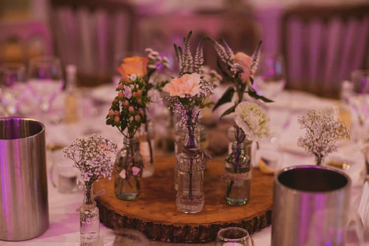 Jewish wedding on a farmhouse