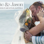 Valerie & Jason | Colourful, rustic bohemian Jewish Wedding at Hotel Atitlan, Lake Atitlán, Guatemala