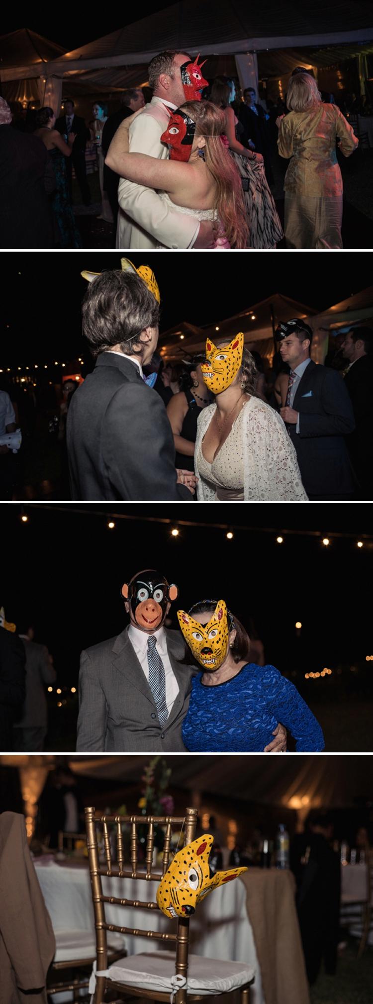 artisanal mask