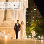 Jessie & Craig | Spectacular book-themed Jewish wedding at the New York Public Library, New York, USA
