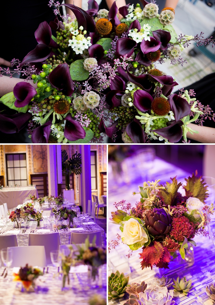 book-themed wedding at the New York Public Library_0012