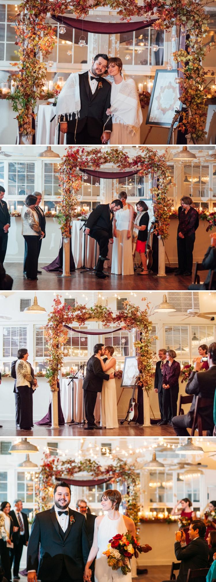Jewish wedding Austin