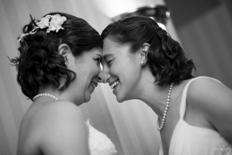 Temple Emanuel wedding