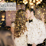 Ava & Josh | Super-glam Art Deco inspired Jewish wedding at 501 Union, Brooklyn, New York City, USA
