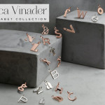 Monica Vinader's alphabet collection: the perfect personalised jewellery for your wedding day