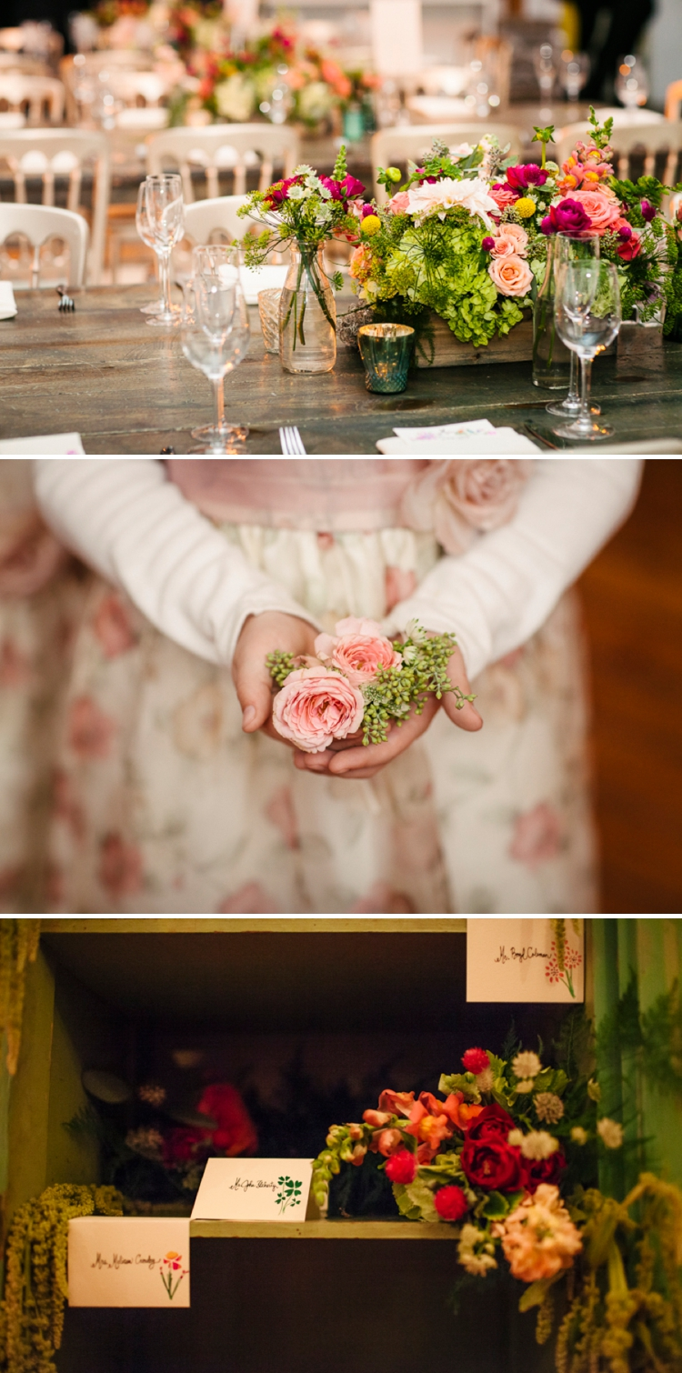 floral chuppah Jewish wedding