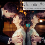 Juliette & Nick | Interfaith Jewish Christian wedding at The Brewery, East London, UK