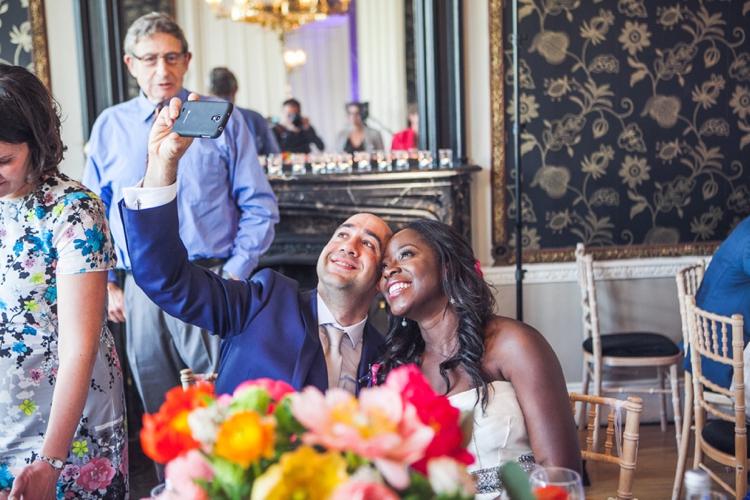 Jewish Ghanaian wedding