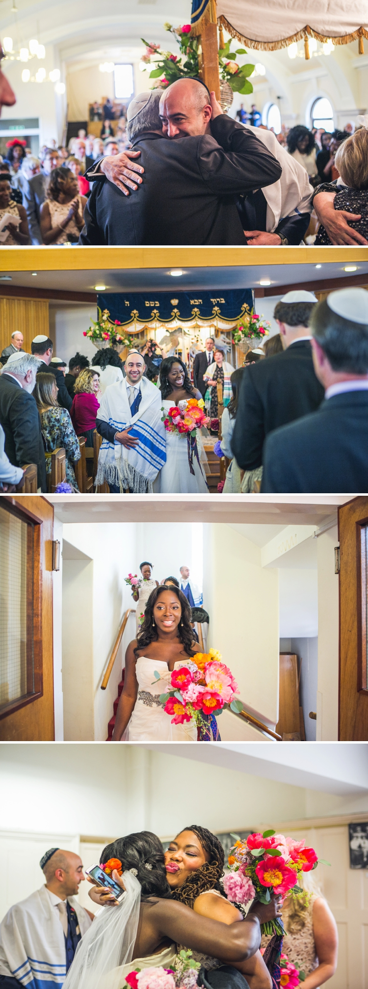 Jewish Ghanaian wedding