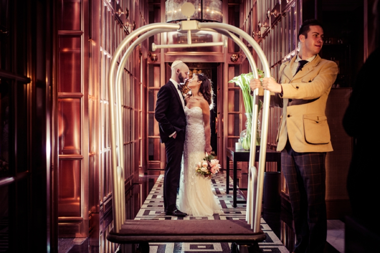 Jewish Wedding Rosewood London