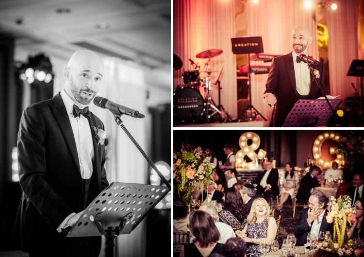Rosewood London Jewish wedding