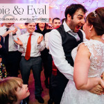 Debbie & Eyal | A Jewish Turkish lovebird-themed wedding, filled with colour, at The HAC (Honourable Artillery Company), London, UK