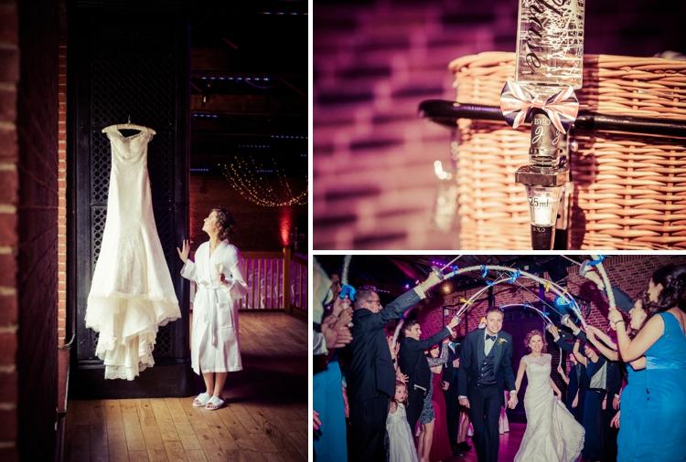 interfaith Jewish-Christian wedding