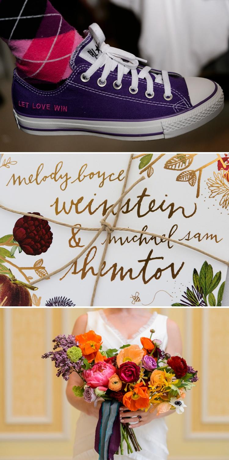 Creative Jewish Wedding