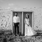 """My best Jewish wedding photo"" by Dror Einav"