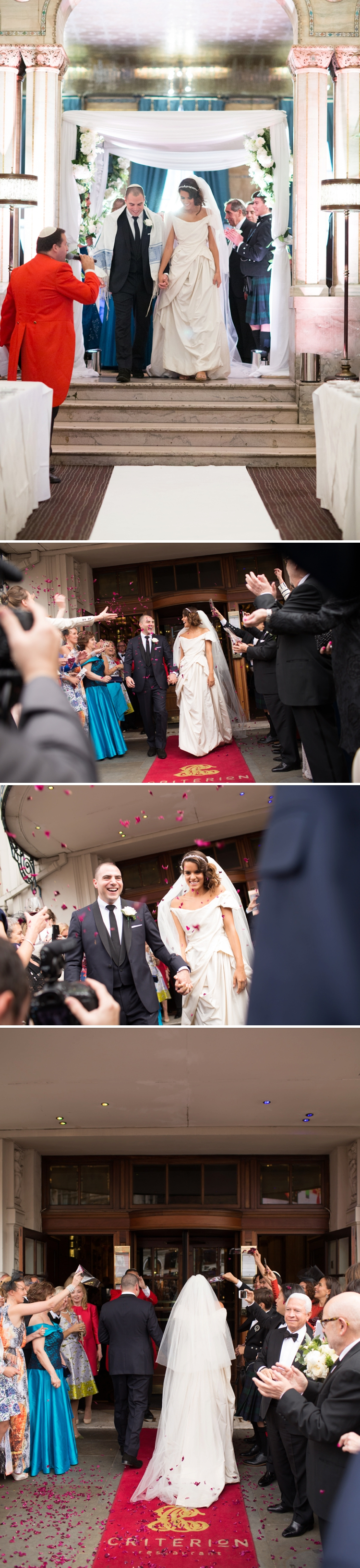 Vivienne Westwood bride