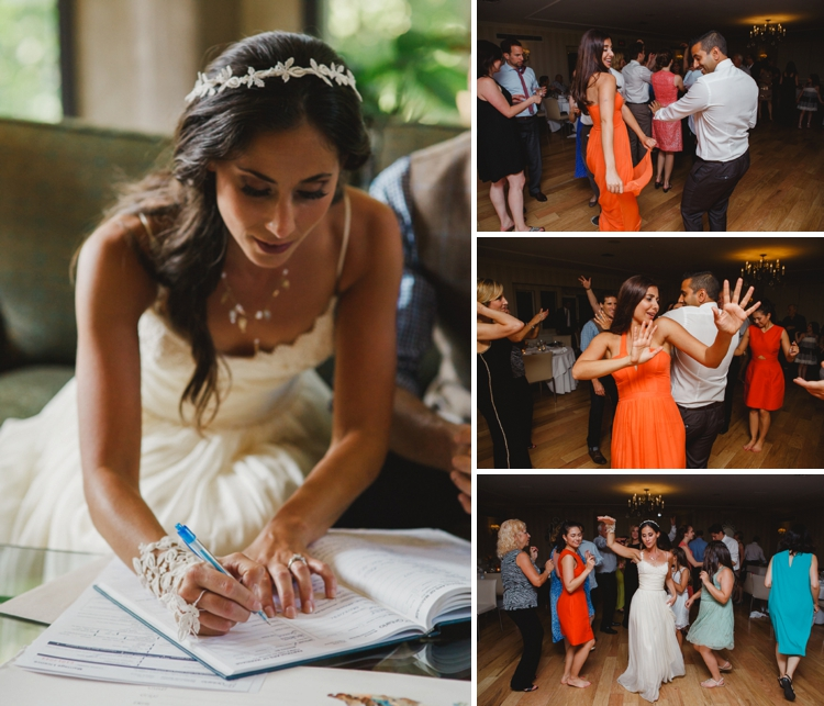 DIY Jewish wedding
