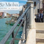 Yael & Micha | Destination Jewish wedding (planned in just 2 weeks!) at the Spanish synagogue and Ca' Nigra, Venice, Italy