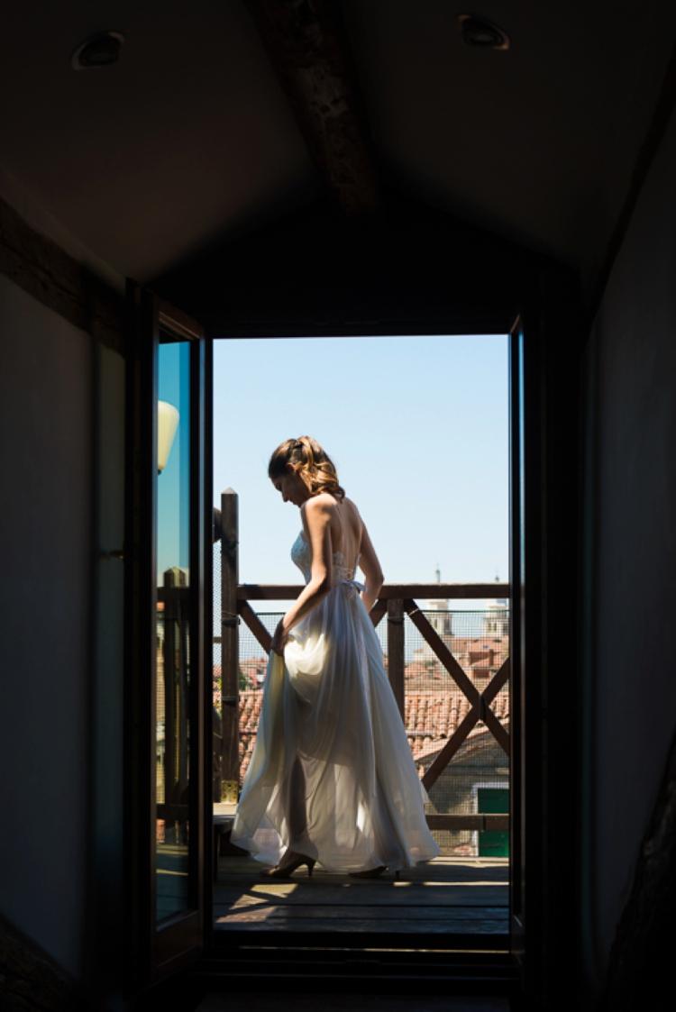 Jewish wedding Venice