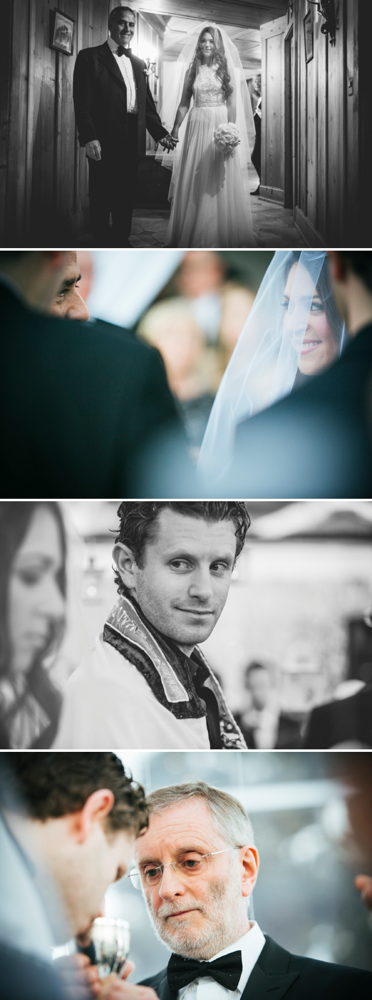 Verbier wedding