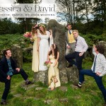 [From the Archives] Rustic Jewish wedding, full of handmade and DIY details, at The Bivouac, Swinton Park, North Yorkshire, UK