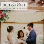 Shoshana & Sam | Outdoor Bohemian DIY Jewish wedding at River Bend in Lyons, Colorado, USA