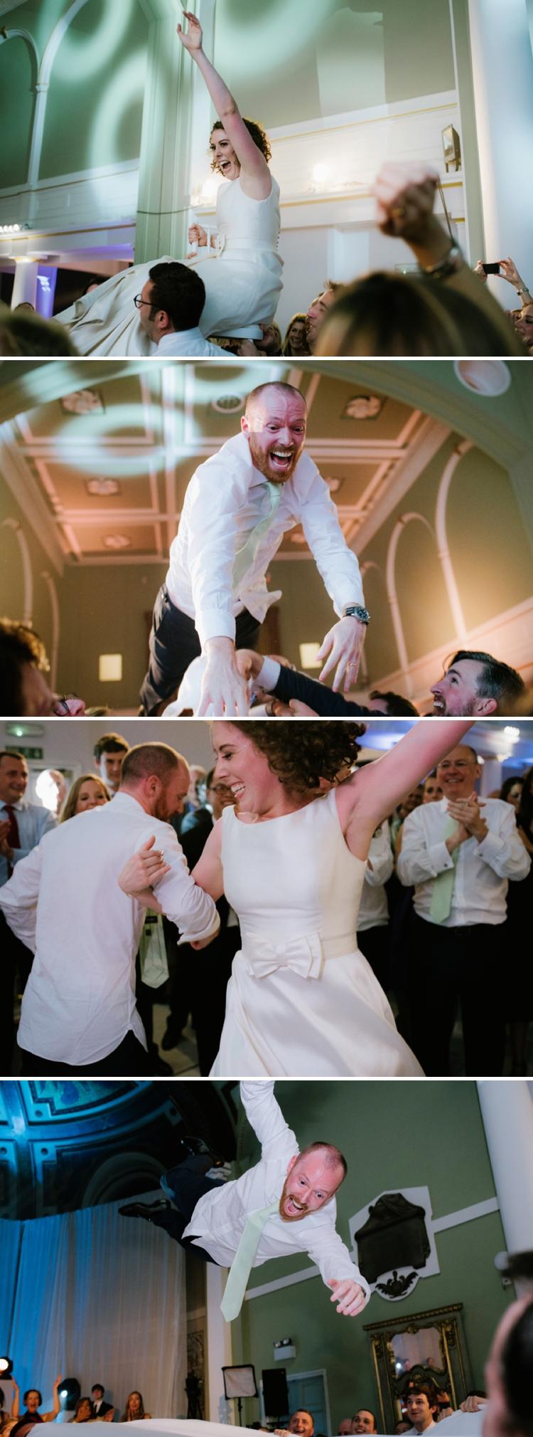 Israeli dancing wedding 2