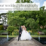 Win your wedding photography by award-winning Jewish wedding photographer, Claudine Hartzel