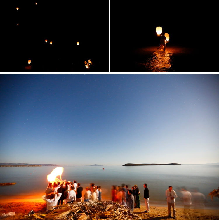 Jewish Wedding on the Greek island of Paros, Greece