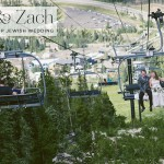 Aly & Zach | Mountain-top Jewish wedding at The Lodge at Sunspot, Winter Park, Colorado, USA