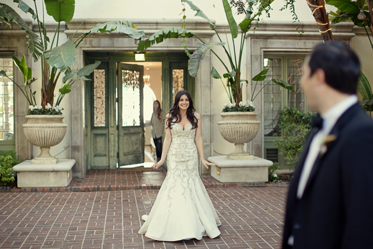 Lazaro Bride Los Angeles Jewish Wedding