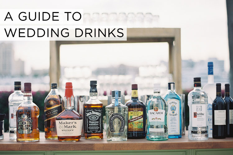 a-guide-to-wedding-drinks