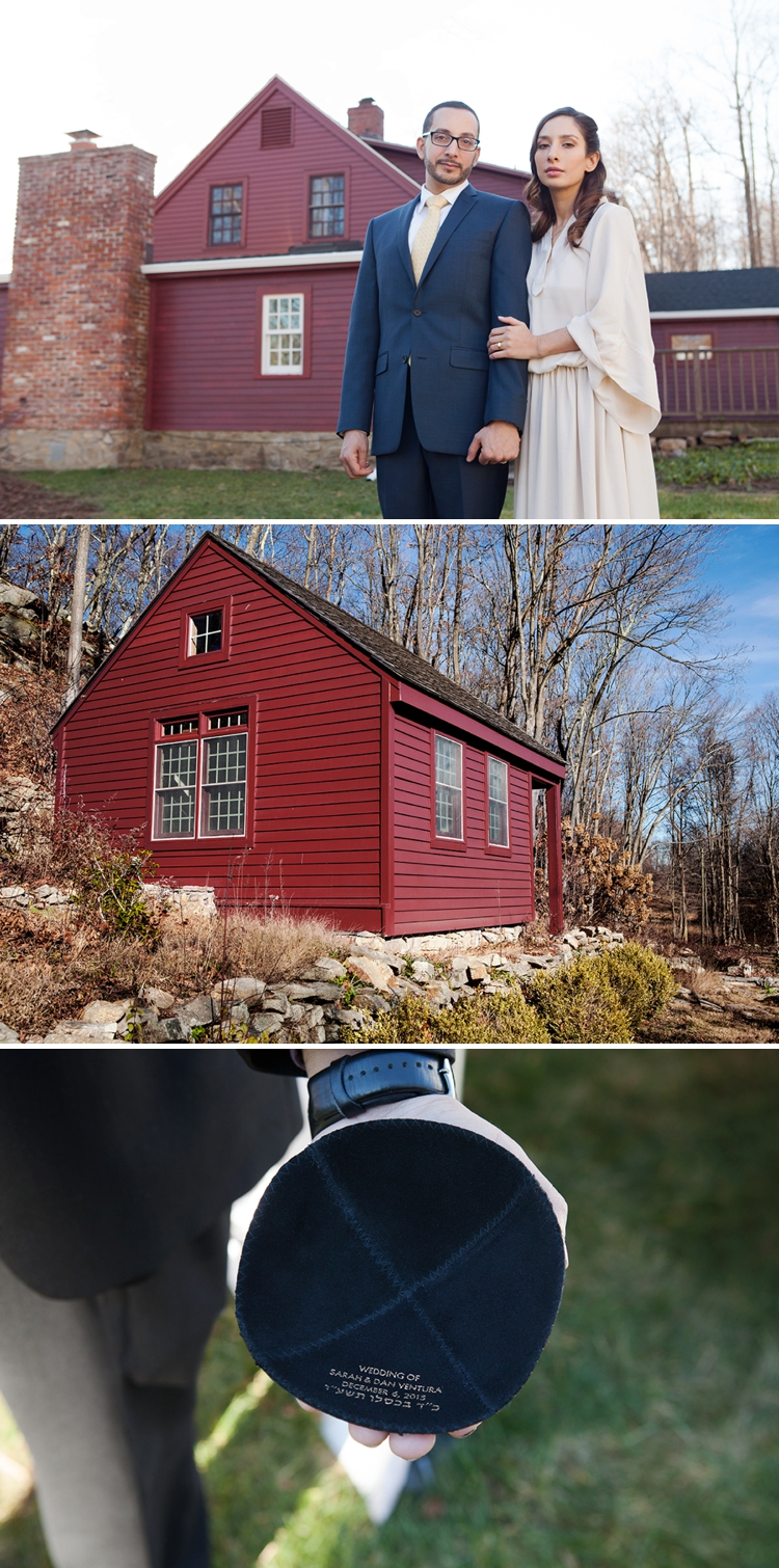 Farmhouse Rustic Jewish wedding