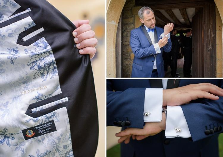 Stephanie Allin bride for an English country garden Jewish wedding