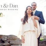 Sarah & Dan | Rustic Jewish wedding held at their own farmhouse in Connecticut, USA