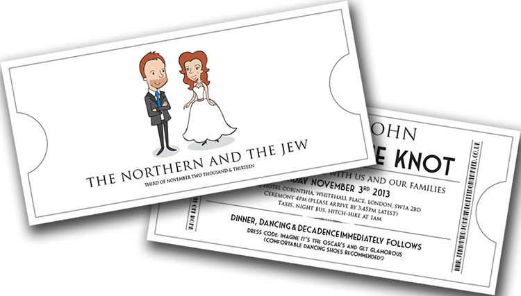 wedding-invitation-ticket-style
