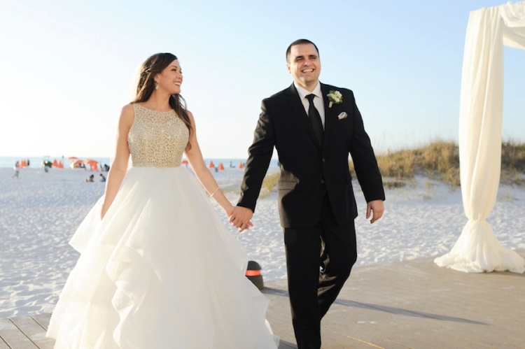 Formal-Beach-Jewish-Wedding-Sandclear-Resort-Florida