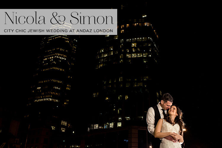 Justin-Alexander-Bride-for-a-Jewish-wedding-at-Andaz-London-Liverpool-Street
