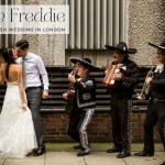 A Halfpenny London Bride for an interfaith Mexican-Jewish wedding at Searcys at 30 Pavilion Road, Knightsbridge, London, UK