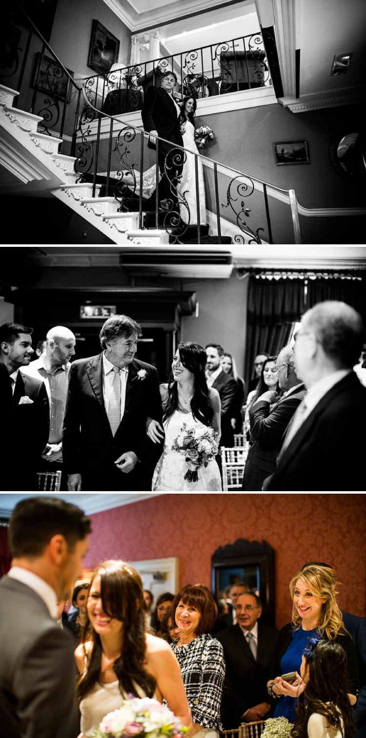 Mexican Jewish Wedding Searcys at 30 Pavilion Road London UK