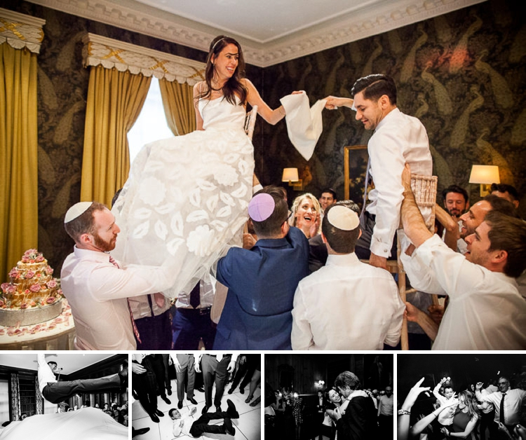 Mexican Jewish Wedding Searcys at 30 Pavilion Road_0169