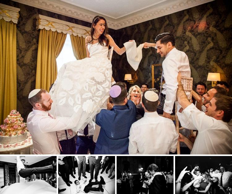 Mexican Jewish Wedding Searcys at 30 Pavilion Road_0169