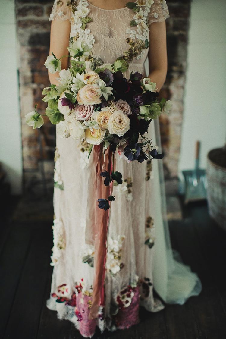 Rustic bohemian wedding